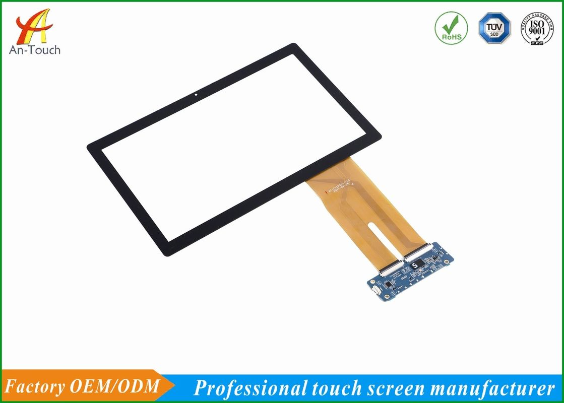Capacitive 11.6 Touchscreen Replacement , 10 Point Touch Screen Windows 8